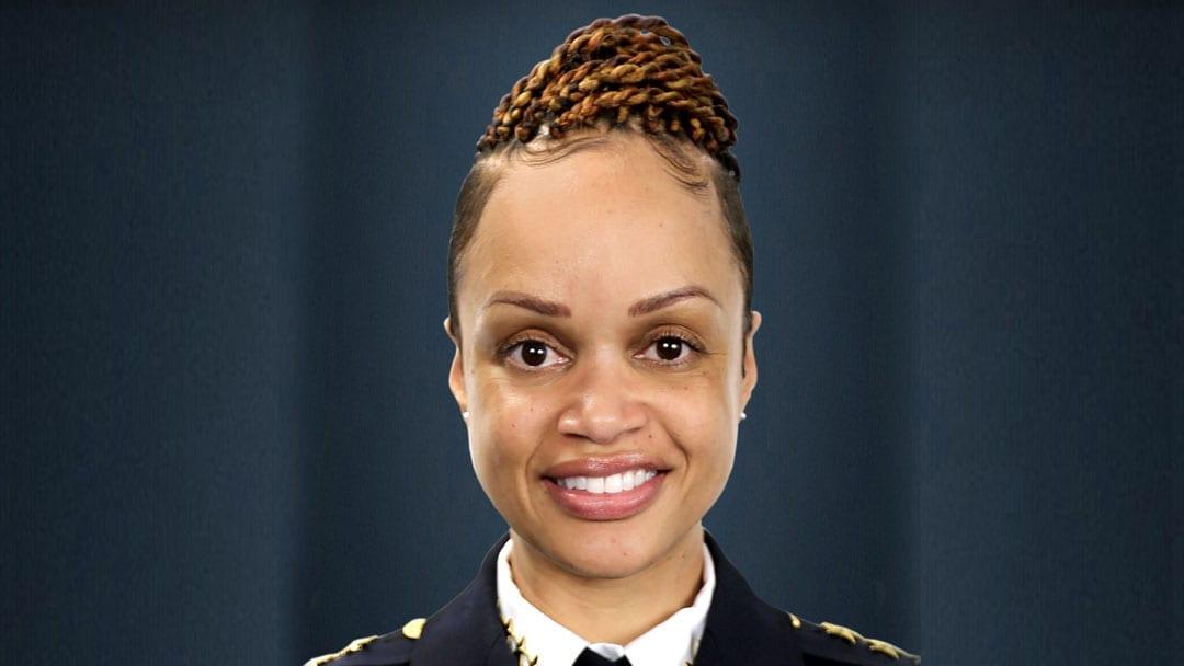 Philadelphia Names 1st Black Female Police Chief