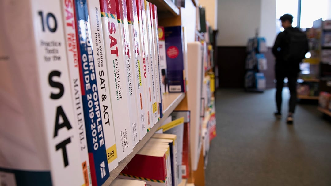 If the University of California drops the SAT, what would take its place?