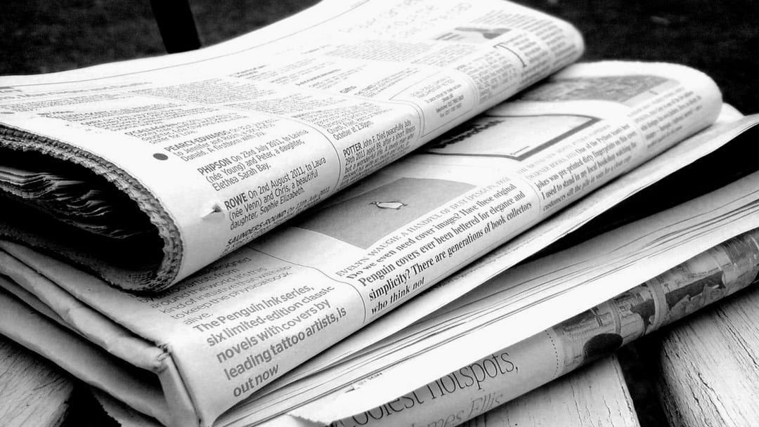 California Newspaper Ends Print Publication After 161 Years