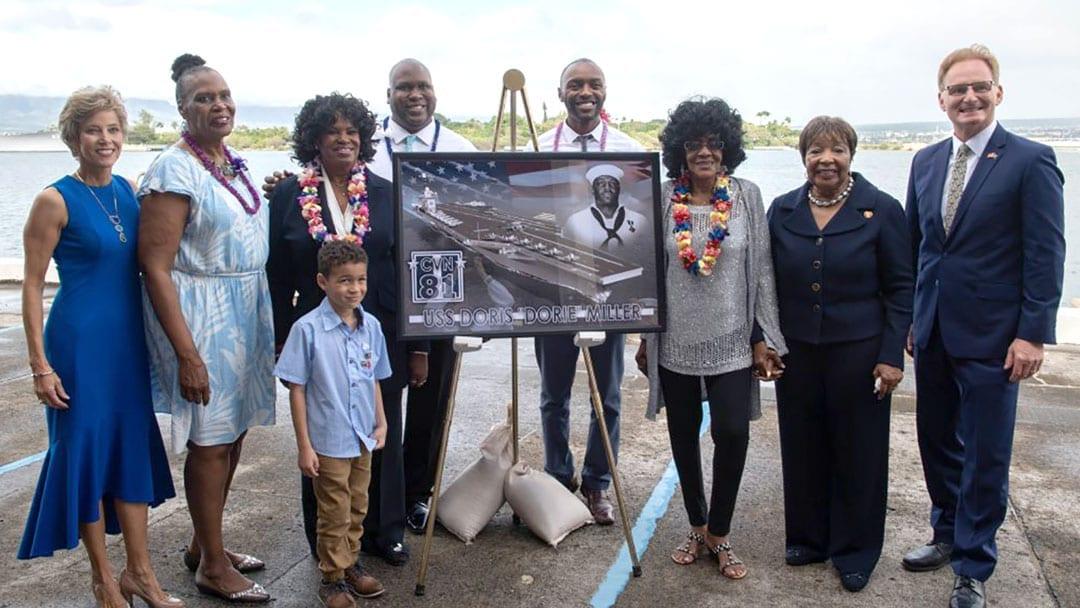The USS Doris Miller: First Aircraft Carrier Named for an African American