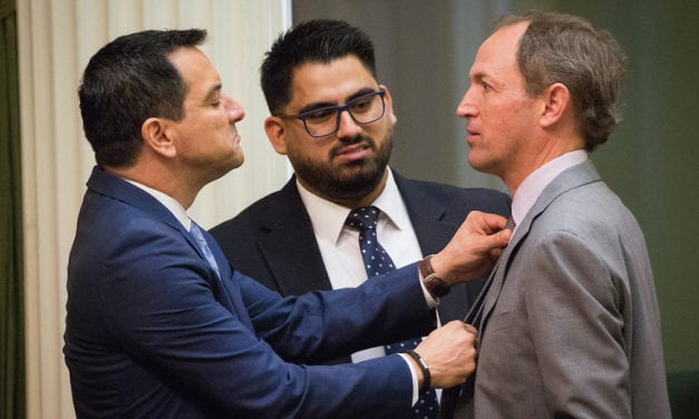 'Adjustments, for sure': CA Speaker talks 2020 priorities, politics — and parenting