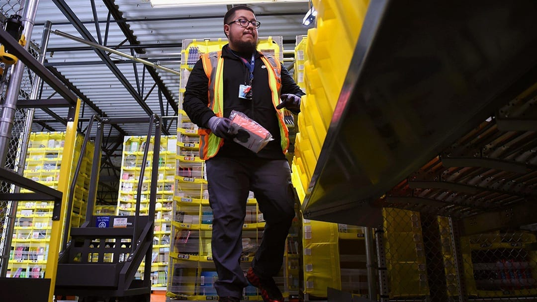 Injuries at Fresno's Amazon warehouse are triple industry average