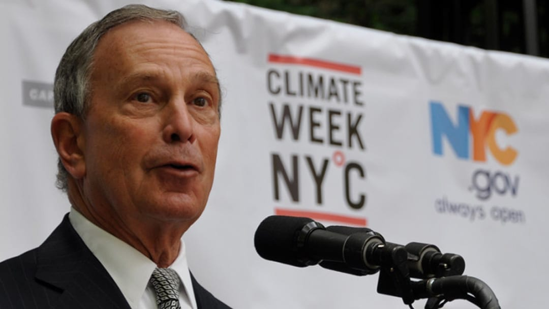 Michael Bloomberg's climate plan is not just campaign rhetoric