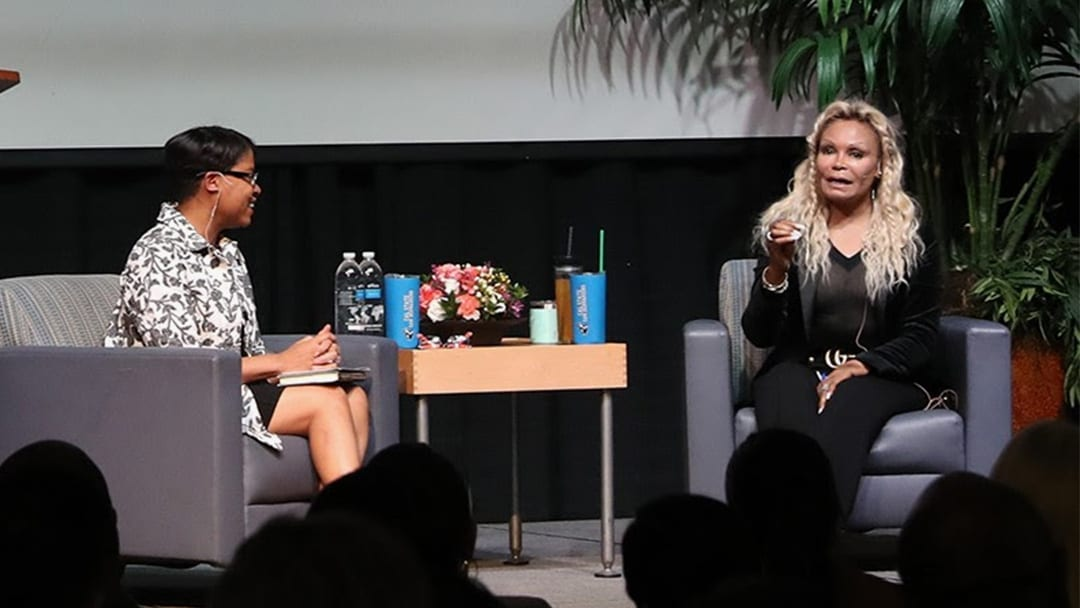 Global leader and entrepreneur, Janice Bryant Howroyd, delivers powerful speech at CSUSB