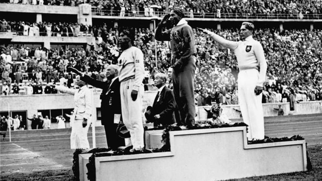 Review: `Olympic Pride, American Prejudice' Reminder of Past