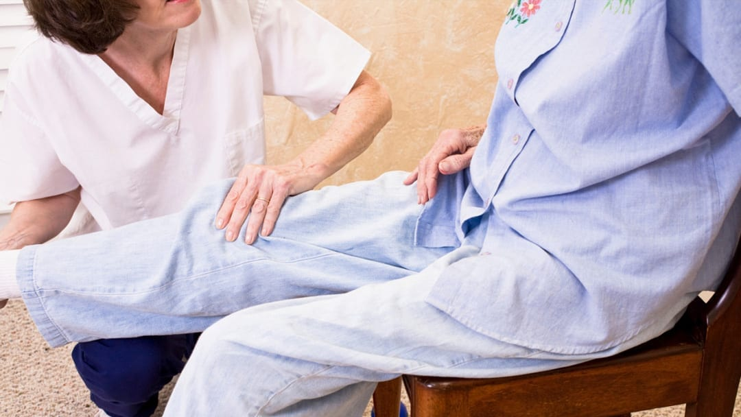 Why Home Health Care Is Suddenly Harder To Come By For Medicare Patients
