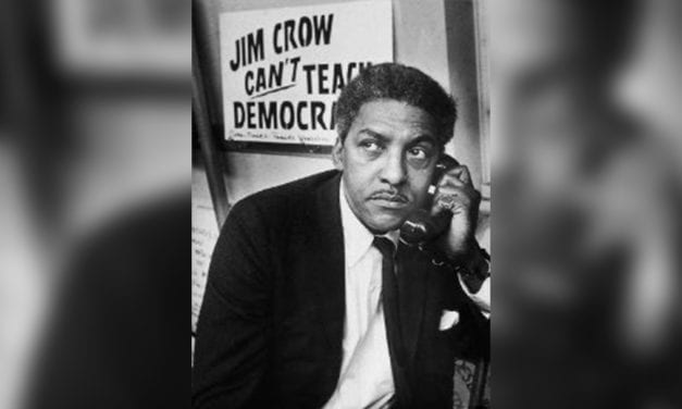 Gov. Newsom Pardons Unsung Black Civil Rights Hero Bayard Rustin