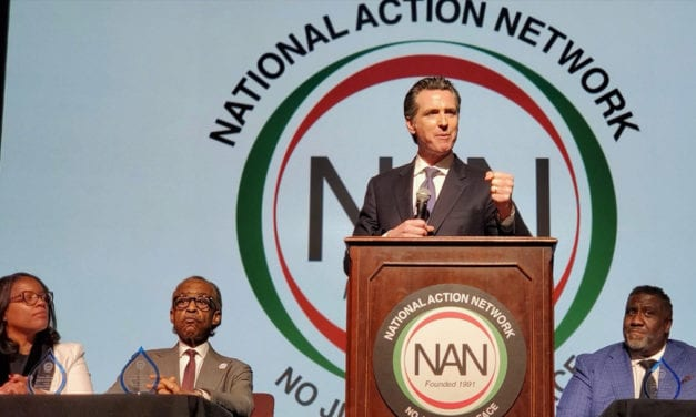 The Children Are Our Future: National Action Network's First West Coast Conference Shouts Education