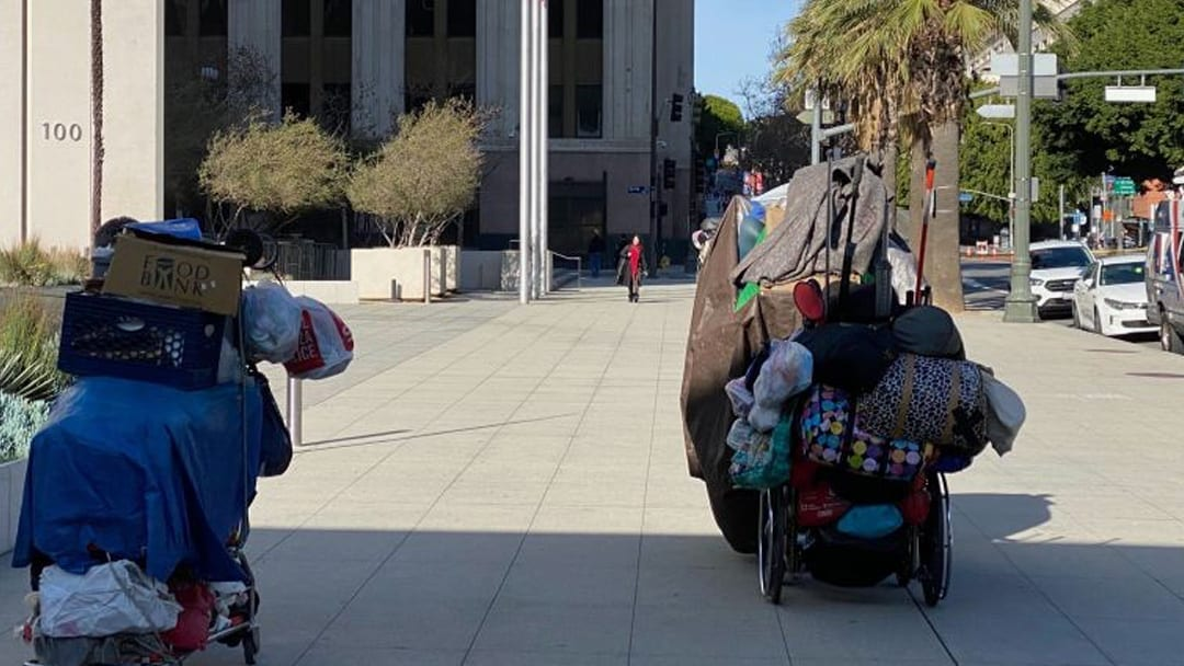 Arresting people who are homeless will make a bad problem worse