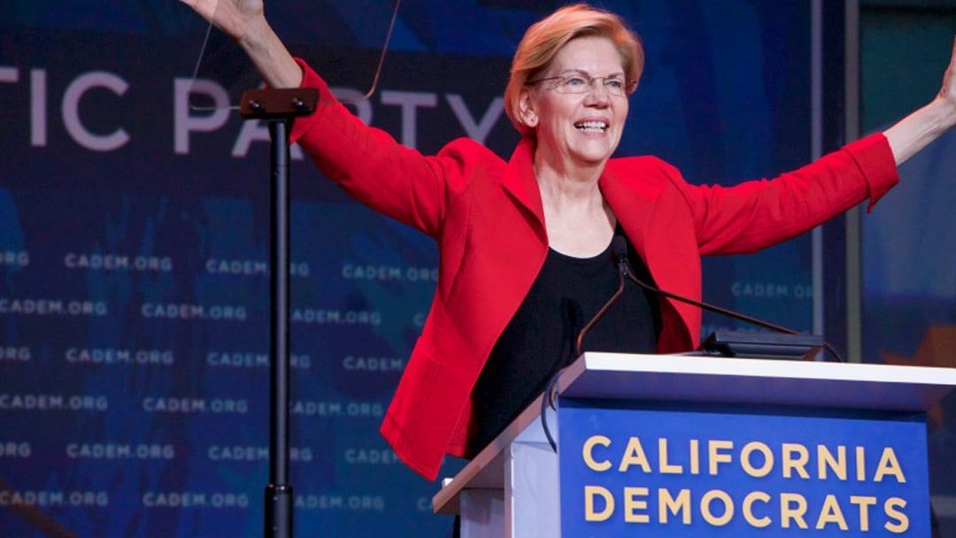 Why California needs Elizabeth Warren as president