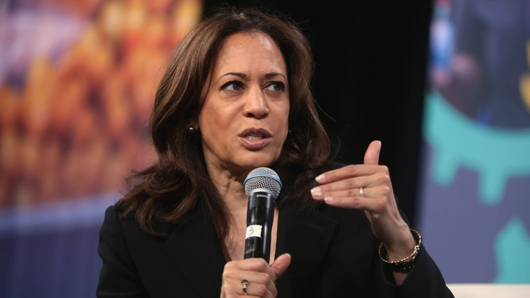Harris Takes Facebook to Task Over Trump Ads Containing Census Misinformation