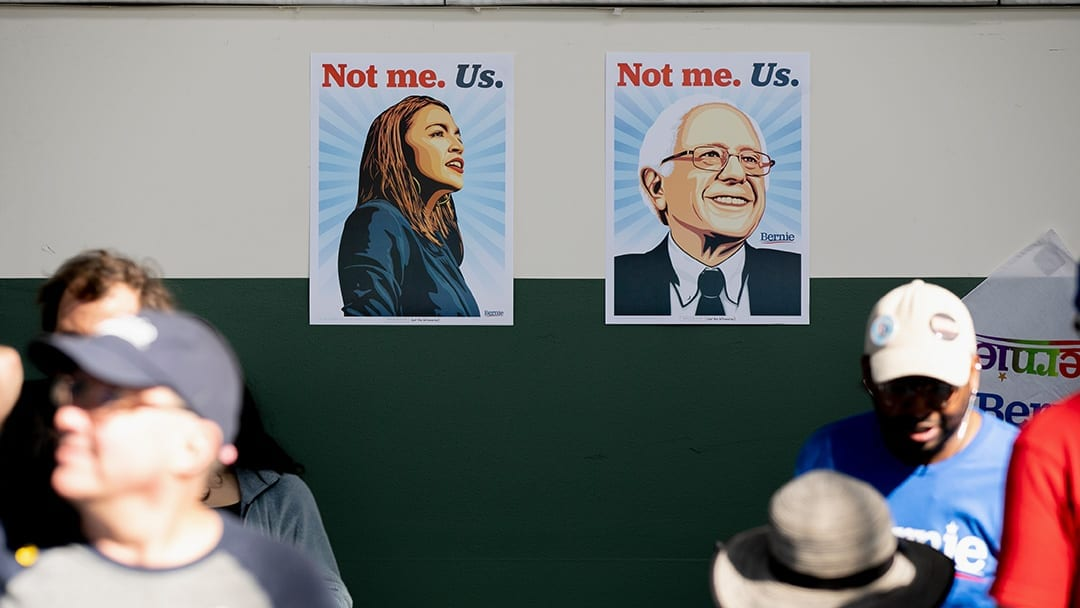 California Democrats embrace a Socialist? We've been here before.