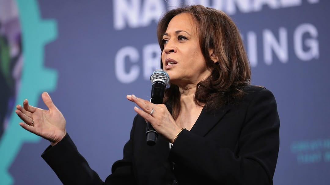 Harris Endorses Biden; Jesse Jackson Backs Sanders