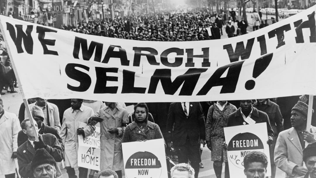 Selma Online Offers Free Civil Rights Lessons Amid Virus