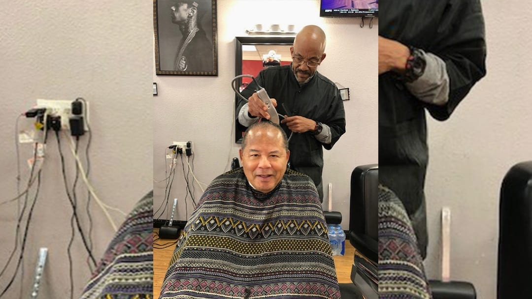 Getting Creative to Survive: Barbers and Beauticians Share COVID-19 Stories