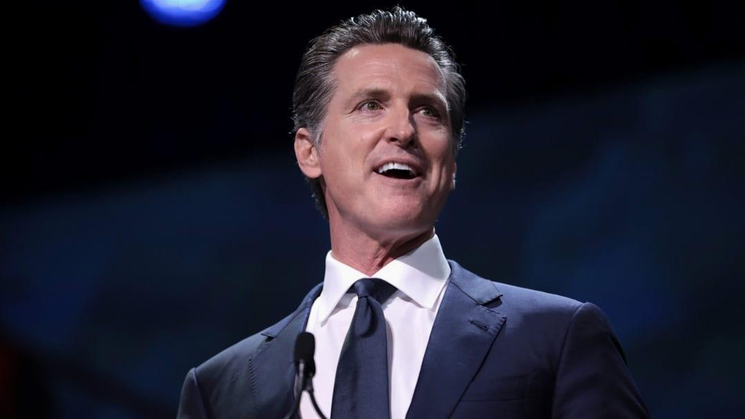 Governor: California Bought Time to Prepare Virus Peak