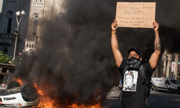Californians Join the Movement for Justice as Civil Unrest Escalates Nationally