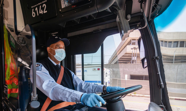 Going The Distance By Bus Through A Pandemic