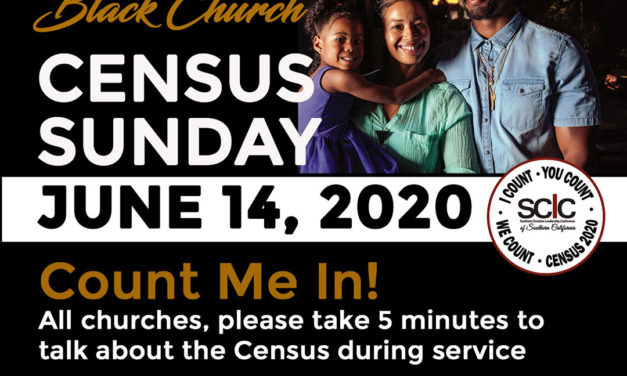 Black Churches' Census Sunday