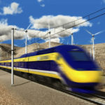 Recognize the progress of high speed rail project and dropped the term 'boondoggle'