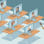 Schools scramble to teach teachers how to educate virtually
