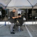 Indoor haircuts are back as California tries reopening again