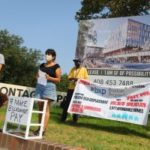 """""""We're charging you:"""" San Jose tenants ask big developers to pay for housing"""