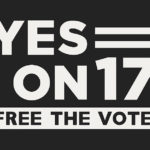 Awareness Push to Restore Voting Rights for California's Parolees Kicks Off