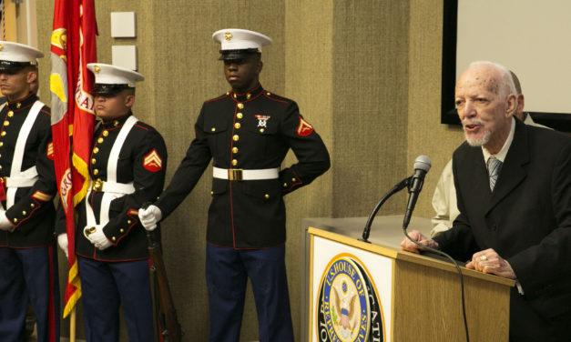 Hero and Congressional Gold Medal Recipient Joseph Beaver Has Passed
