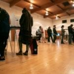 Before the pandemic, California's polling places were already disappearing